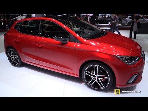 2017 Seat Ibiza FR - Exterior and Interior Walkaround - 2017 Geneva Motor Show