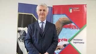 """Marco Bicocchi Pichi al Seminario """"Sport e Innovazione"""""""