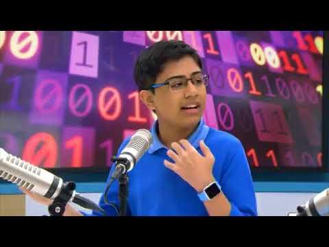 A 13 yrs Smart kid who develop algorithms