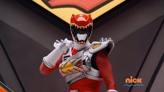 Power Rangers Dino Charge - The Royal Rangers - Ptera Charge Megazord