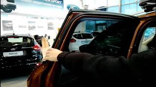 Установленные Автошторки  Chiko - Ford Kuga Кроссовер  2016  Рестайлинг