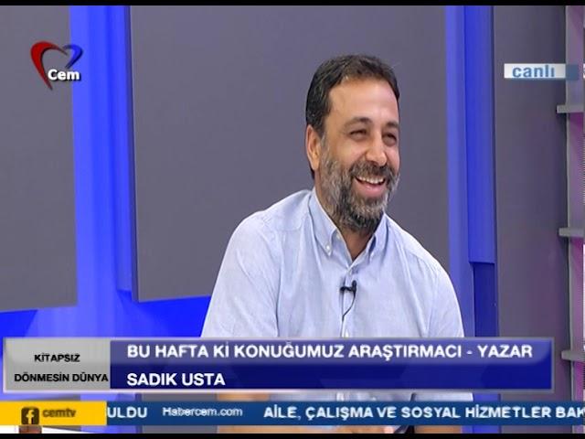 Murat Bulut ile Kitapsız Dönmesin Dünya // 5 Ağustos 2019 // Sadık Usta