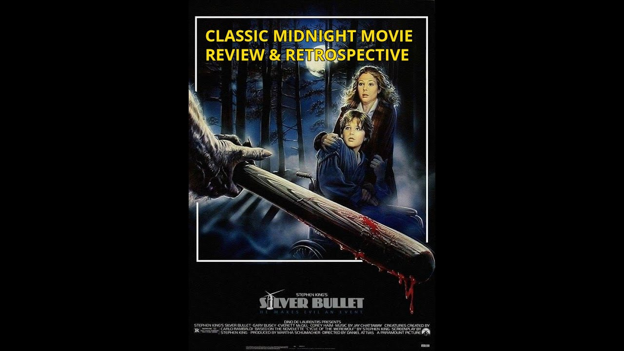 Download Classic Midnight Movie Review & Retrospective: Silver Bullet (1985)