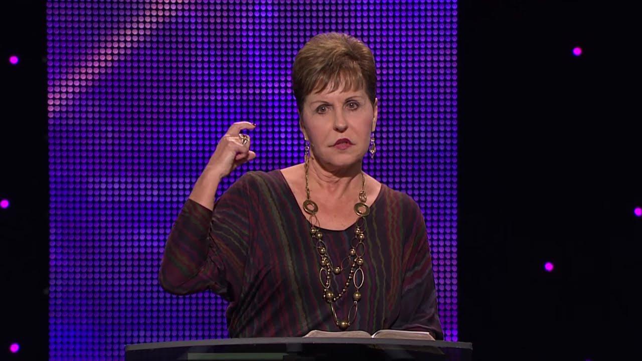 Wie Gottes Gnade uns verändert (2) – Joyce Meyer – Persönlichkeit stärken