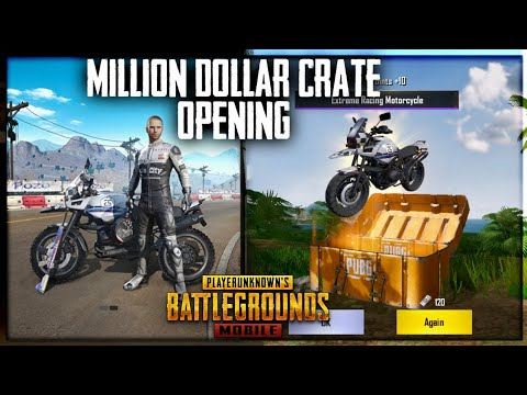 MILLION DOLLAR CRATE OPENING! STOLE MY BROTHERS CREDIT CARD! PUBG MOBILE | FUTURE GAMING