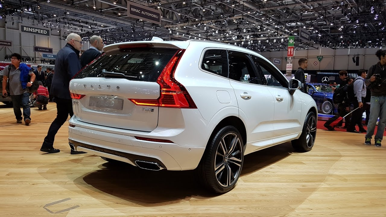 Volvo XC60 2017 - Geneva - YouTube
