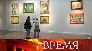 В Москве открывается уникальная выставка
