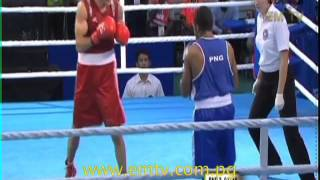 Boxing Update | Team Png's Hunt For Boxing Gold | Xv Pacific Games #emtvpacgames