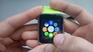 Бюджетні розумні смарт-годинник A1, як Apple Watch і в рази дешевше (Smart Watch A1) + інструкція, огляд
