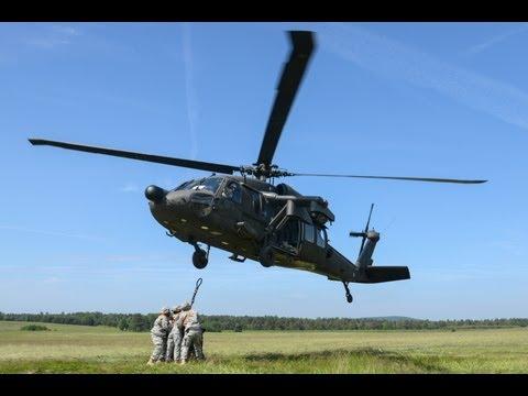 UH-60 Black Hawk Sling Load Operations at Grafenwoehr [Slideshow]