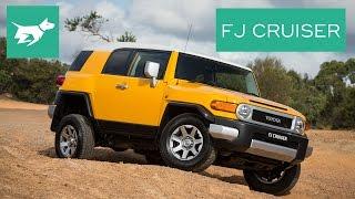 видео Toyota FJ Cruiser