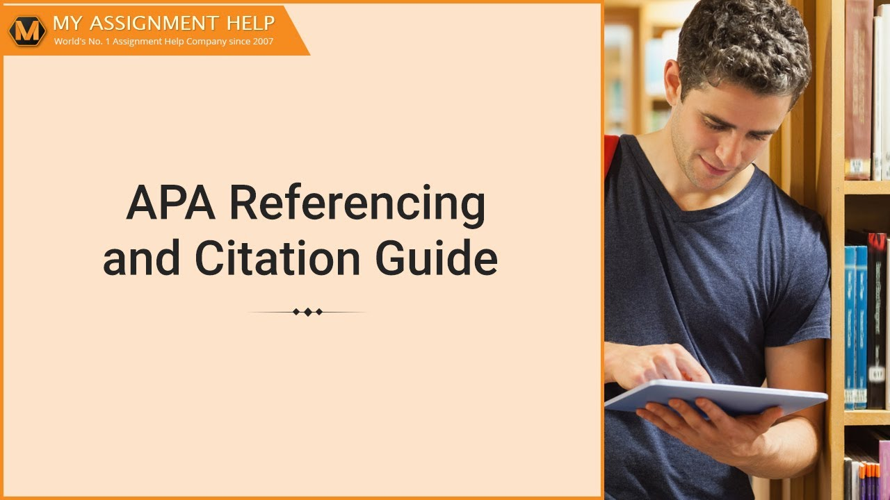 A Complete Guide to APA Website Referencing
