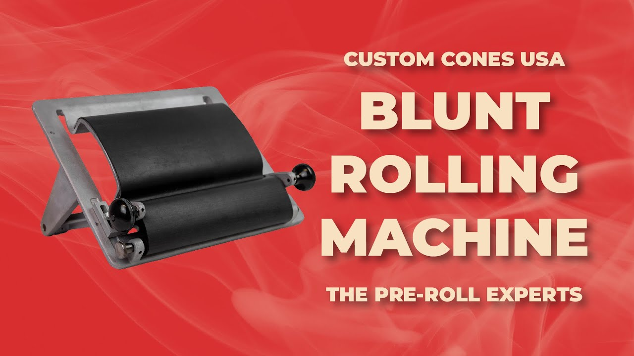 How to Use a Blunt Rolling Machine