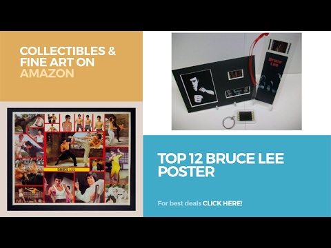 Top 12 Bruce Lee Poster // Collectibles & Fine Art On Amazon