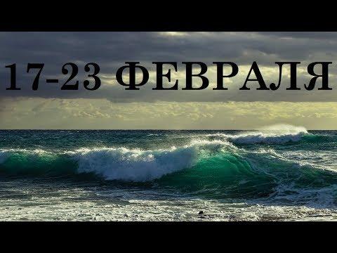 ОВЕН 17-23 ФЕВРАЛЯ ТАРО ГОРОСКОП