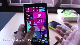 Windows Phone 8.1 Review (Top 10 New Features)