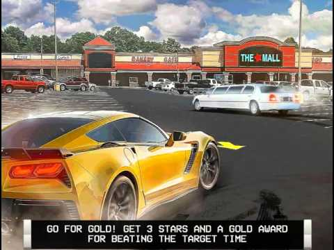 Shopping Centre Car Parking Simulator a Real Driving Racing Game iOS Gameplay