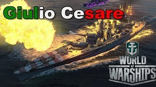 World of Warships: Giulio Cesare, First Impressions