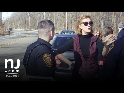 Port Authority commissioner confronts police in N.J. traffic stop