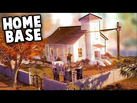 HOME BASE Fort Defending the ZOMBIE Swarms (State of Decay 2 Gameplay)