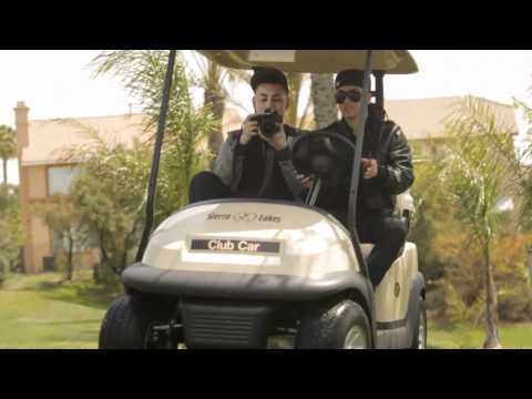 Rowdy TV - Golfing DJ