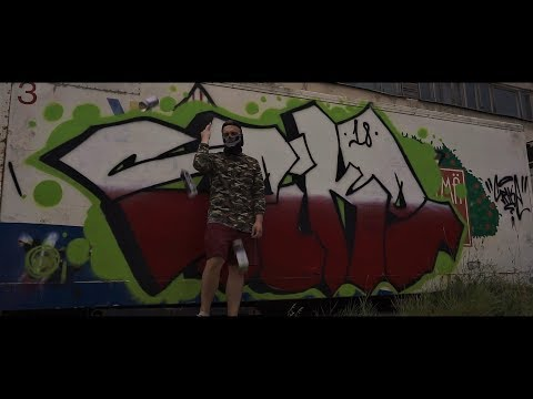 Graffiti artist from Latvia