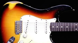 Chill Mellow Groove Guitar Backing Track Jam in E