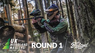 Paintball Tournament in the Woods - UK Woodland Masters 2020