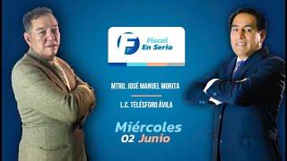 """Cadefi   Fiscal en Serio """"Seguridad Social""""   02 de Junio"""