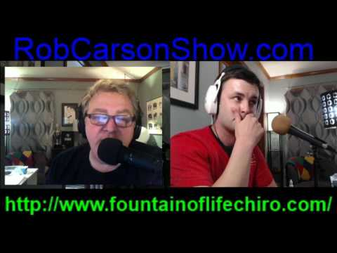 ROB CARSON SHOW WITH DR ALEX NELSON