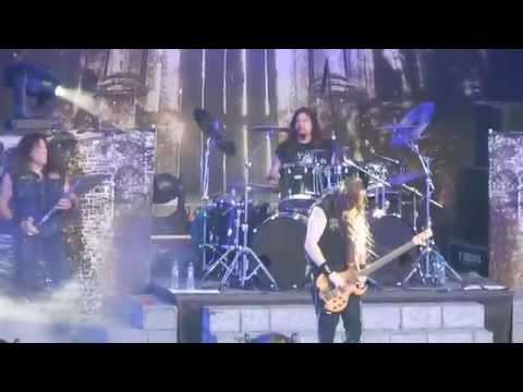 Testament -  Souls Of Black Live @ 6.6.2015 Metal Fest Pilsen Czech Republic