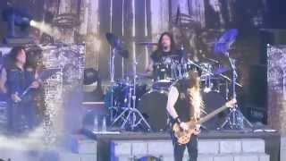 Testament -  Souls Of Black Live @ 6.6.2015 Metal Fest Pilsen Czech Republic