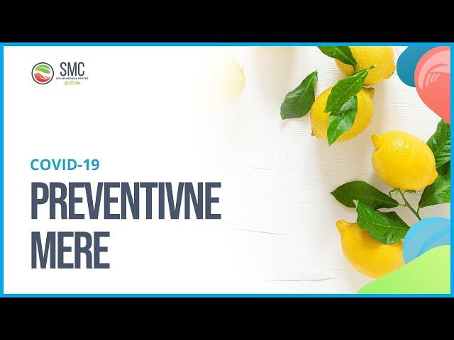 Šta može biti preventiva kod koronavirusa koji izaziva COVID-19?