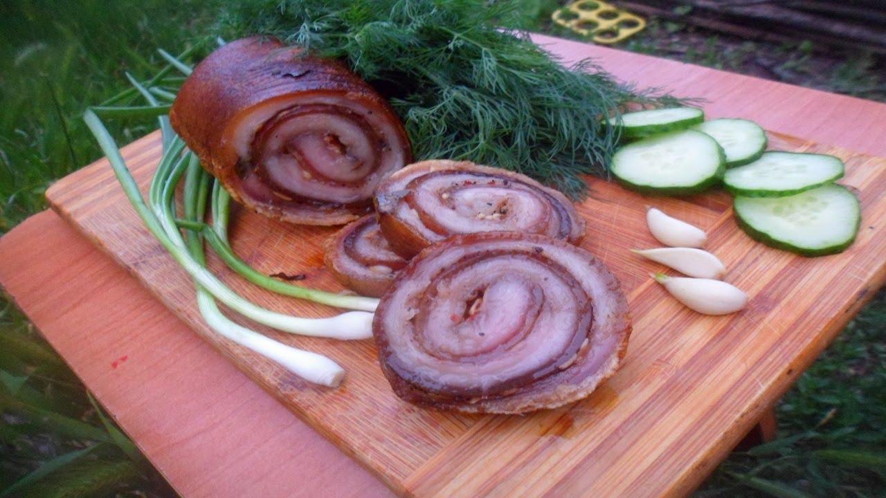 вкусный рецепт рулета из свинины