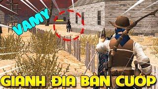 ĐẠI CHIẾN GIÀNH ĐỊA BÀN CƯỚP BÓC CỦA KIA - Bandits Multiplayer PVP | KiA Phạm (w/ Vamy Trần)