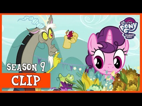 Discord And The Living Apples (The Big Mac Question) | MLP: FiM [HD]