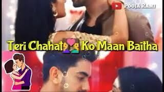 Tere Mere Pyar Nu Nazar Na Lage || Whatsapp Video Status Song With Lyrics