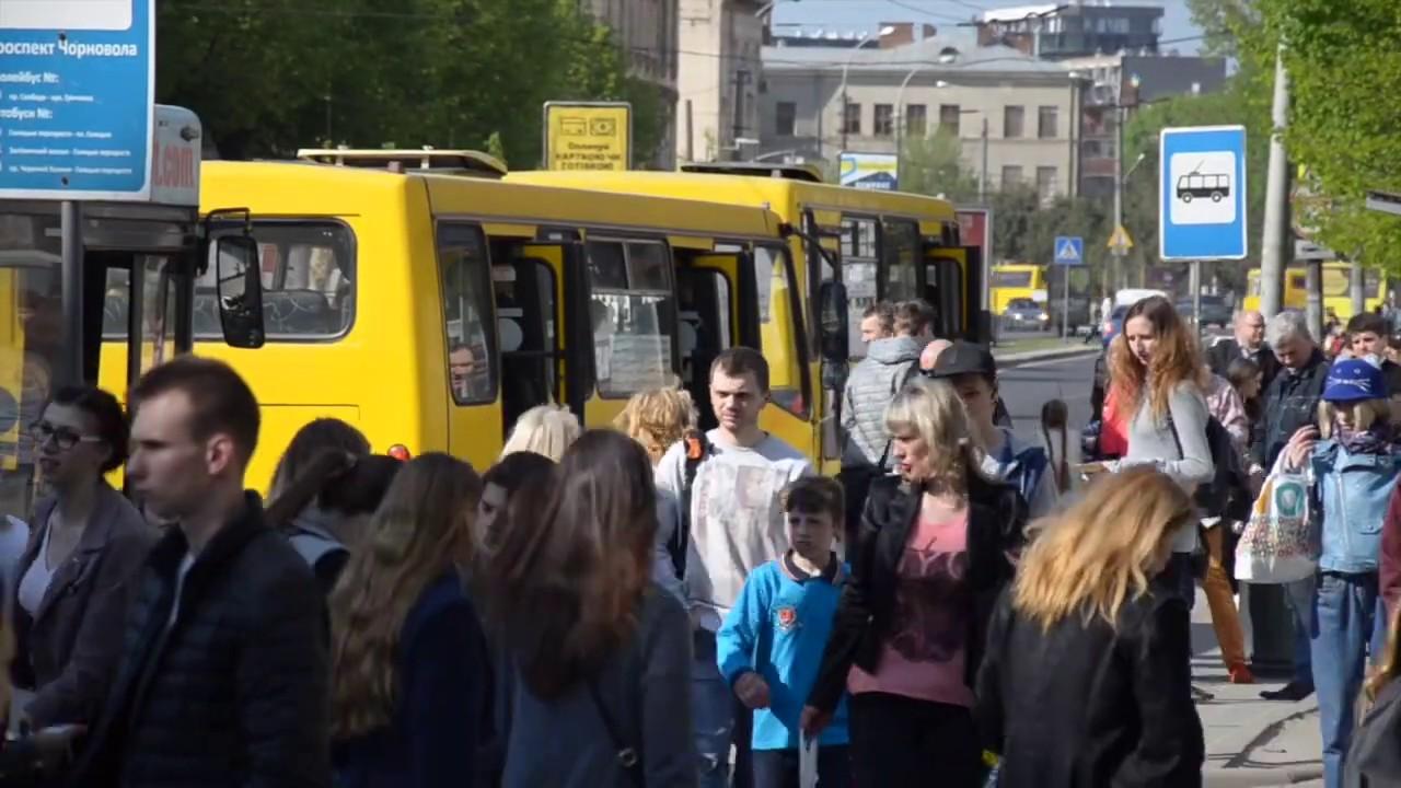 Реклама в транспорте твоего города