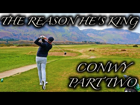 THE REASON HE'S KING! Conwy Part 2 - With Rick Shiels and Matt Fryer
