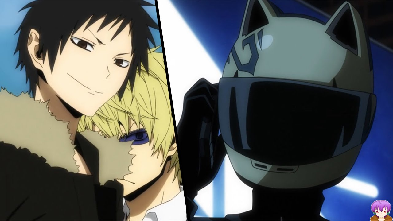 Live Wallpaper Girl Anime Durarara X2 Shou Season 2 Episode 1 デュラララ 215 2 承 Anime