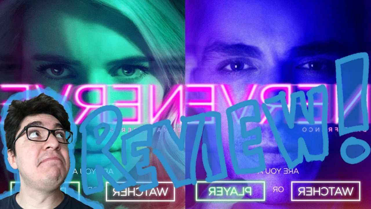 Nerve (2016): Movie Review! - YouTube