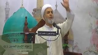وجدان  الإمام الحسين عليه السلام في قلب الإنسان - الشيخ قاسم آل قاسم
