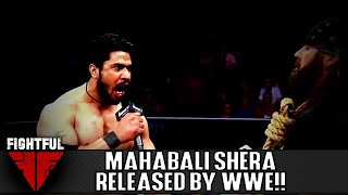 Mahabali Shera Released By WWE