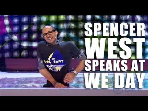 Spencer West: Let's Start Climbing Together