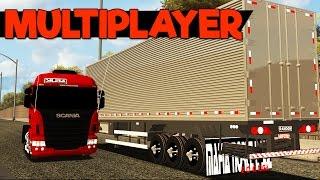 Grand Truck Simulator Multiplayer - Carga Baú + Caminhão com Problemas