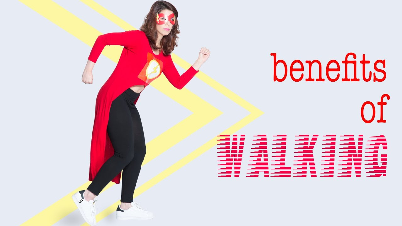 Top 6 Benefits Of Walking