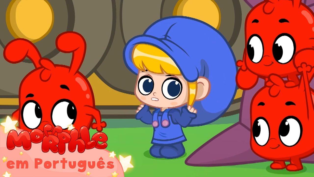 Morphle em Português   Morphles múltiplos !!   Desenhos em Portugues   Desenhos para Crianças