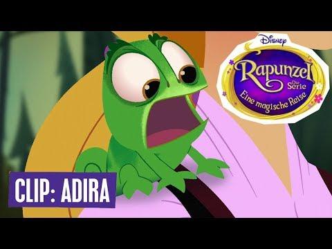 RAPUNZEL - DIE SERIE - Clip: Adira | Disney Channel