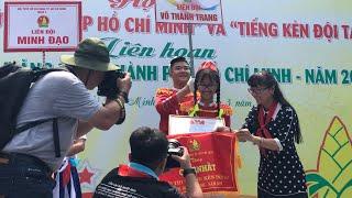 Đội nhạc kèn Võ Thành Trang - Giải nhất cấp thành phố lần 11 liên tục năm 2019