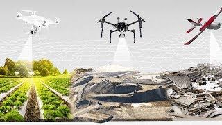 Why to use drone technology for surveying and mapping?